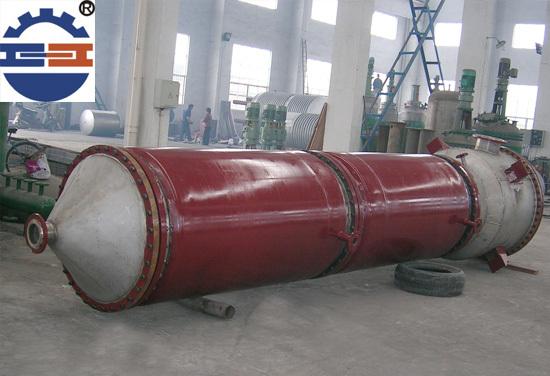 刮板式薄膜蒸发器