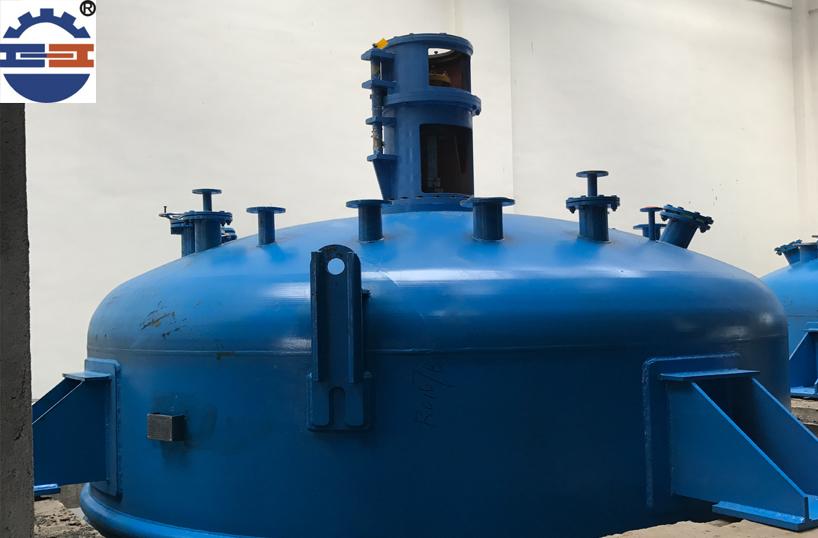 电加热反应釜案例