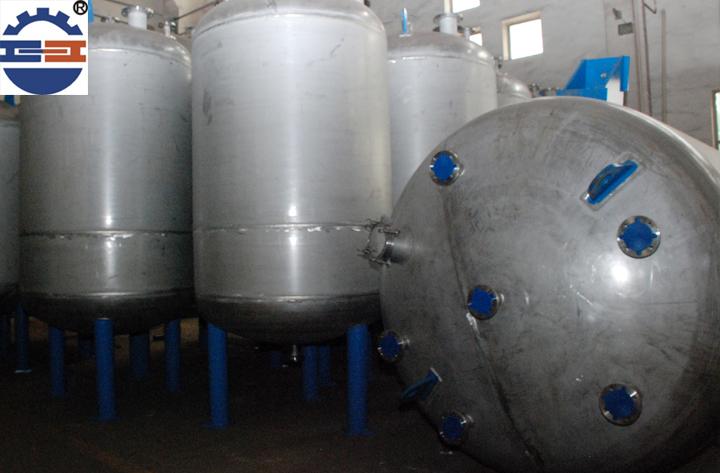 不锈钢橱储罐案例