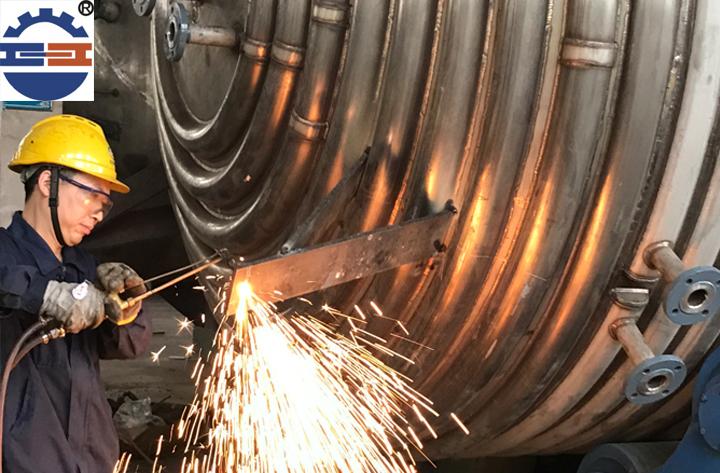 不锈钢反应釜定制