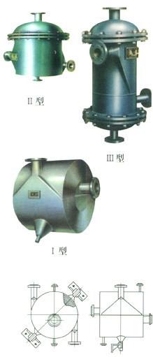 螺旋板式换热器尺寸图