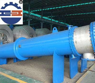 列管冷凝器图片