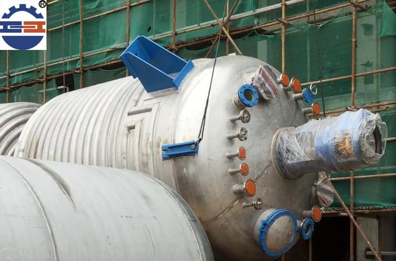 高压不锈钢反应釜