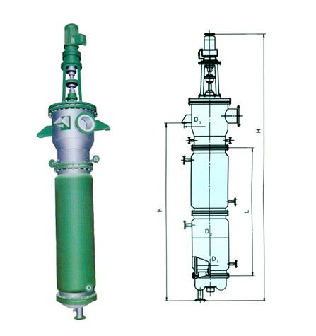 刮板薄膜蒸发器的运行原理和维护方法