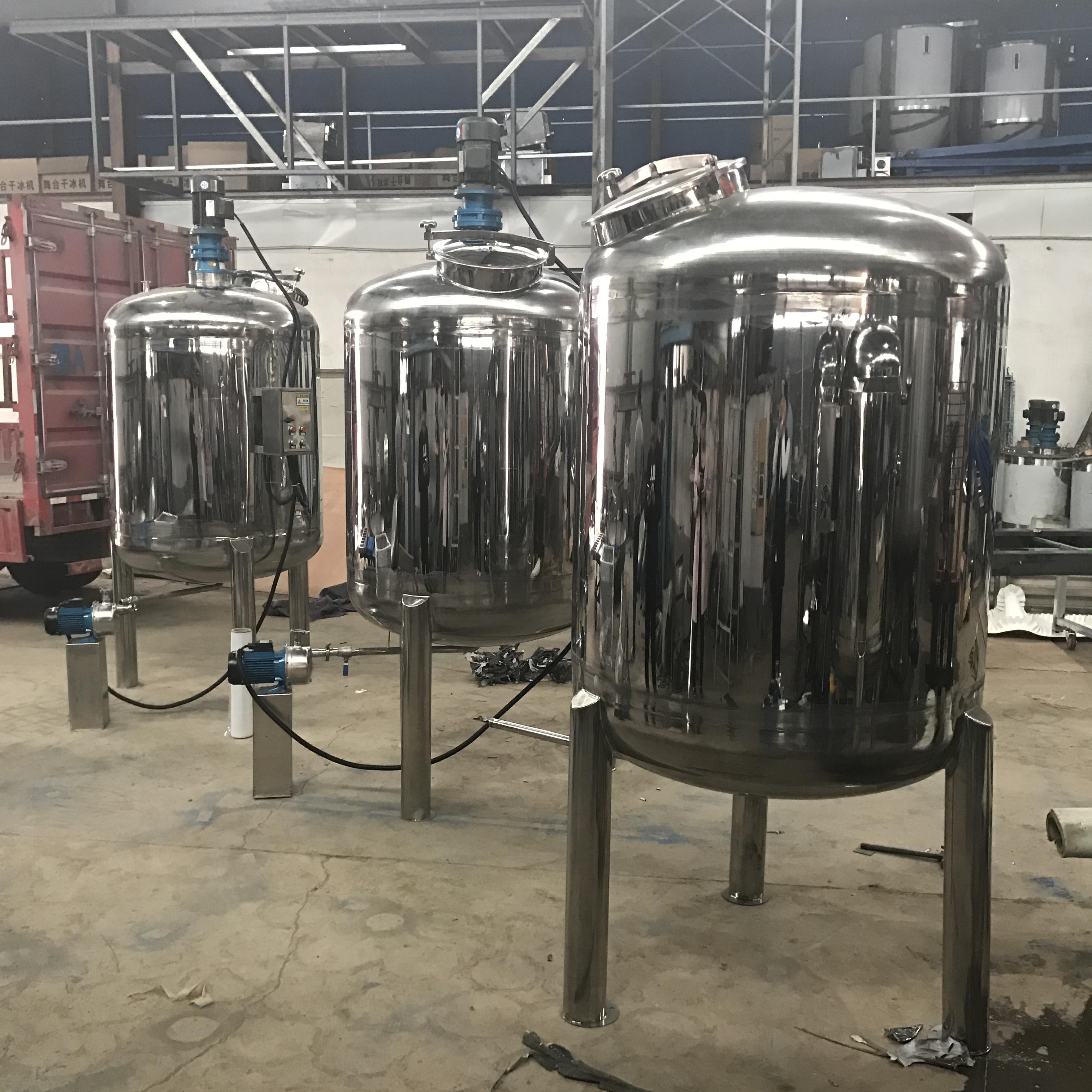 不锈钢反应釜如何快速加热获得高温