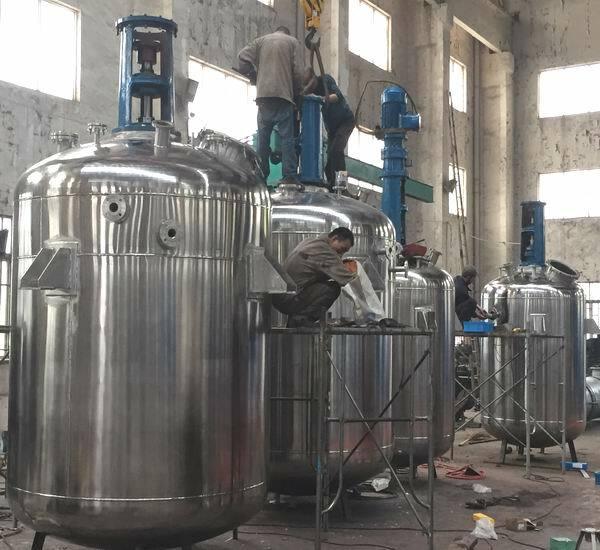 该如何正确操作不锈钢反应釜?