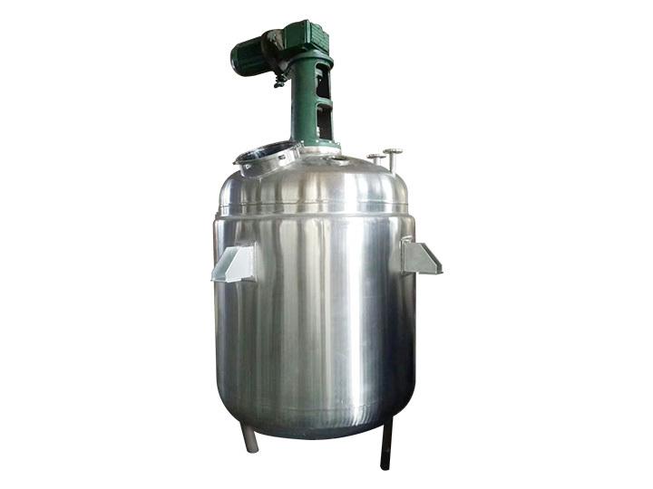 如何解决不锈钢反应釜的物料炭化现象?