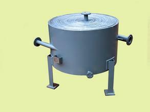如何对螺旋板换热器进行试压检漏