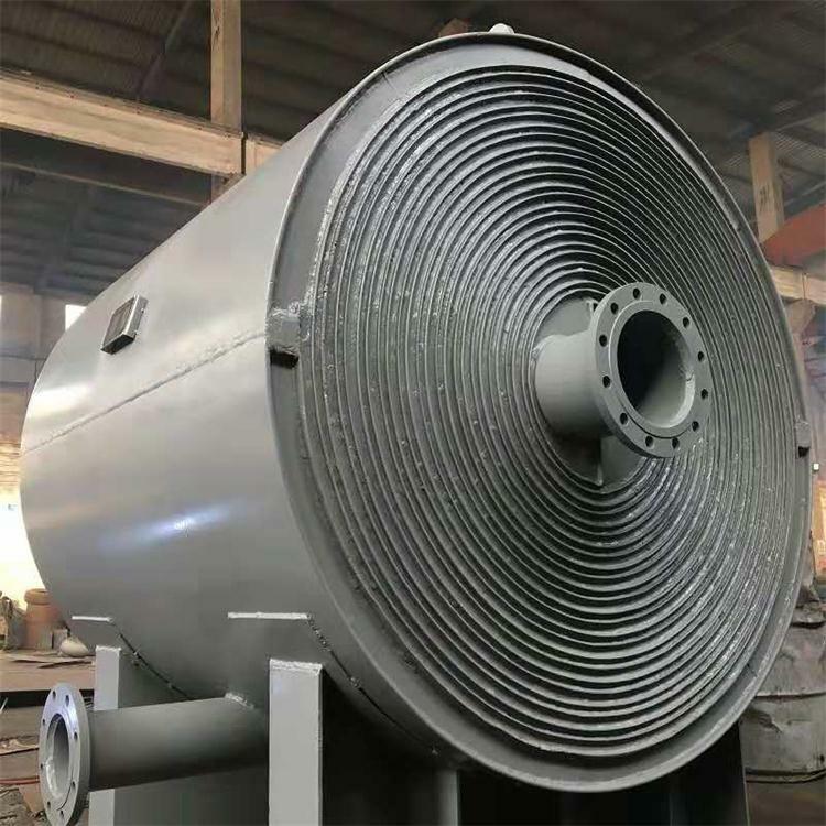 螺旋板换热器常用哪种板片材质?