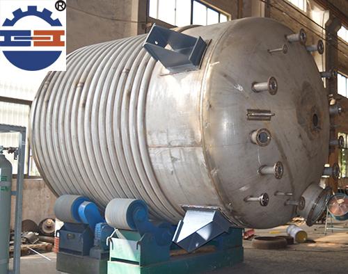 不锈钢反应釜的壳体出现裂纹现象的解决方案