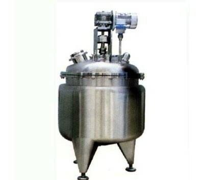 该如何正确控制不锈钢反应釜投料顺序与投料量