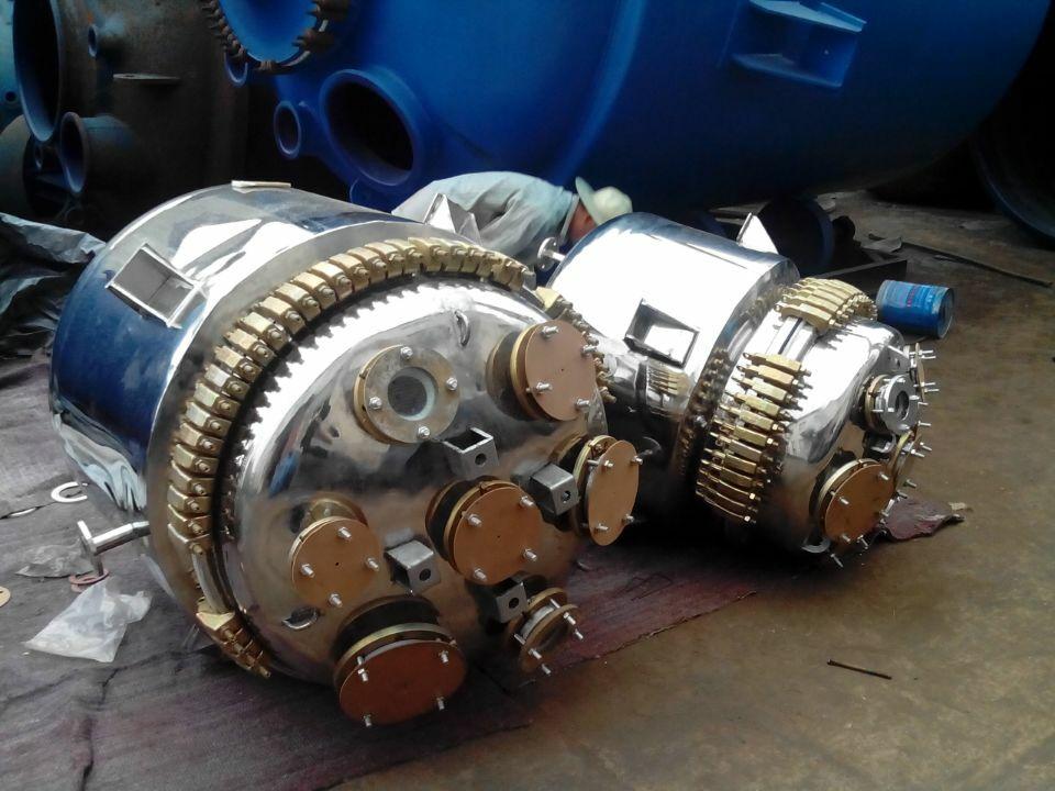 不锈钢反应釜操作不当引起的常见故障