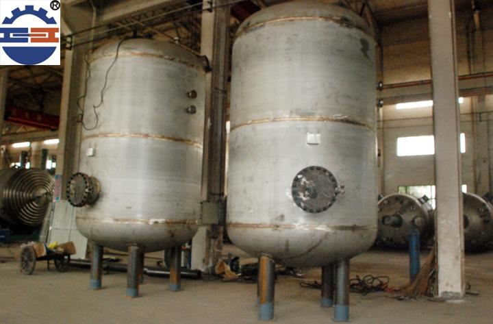 该如何挑选不锈钢反应釜的支承座