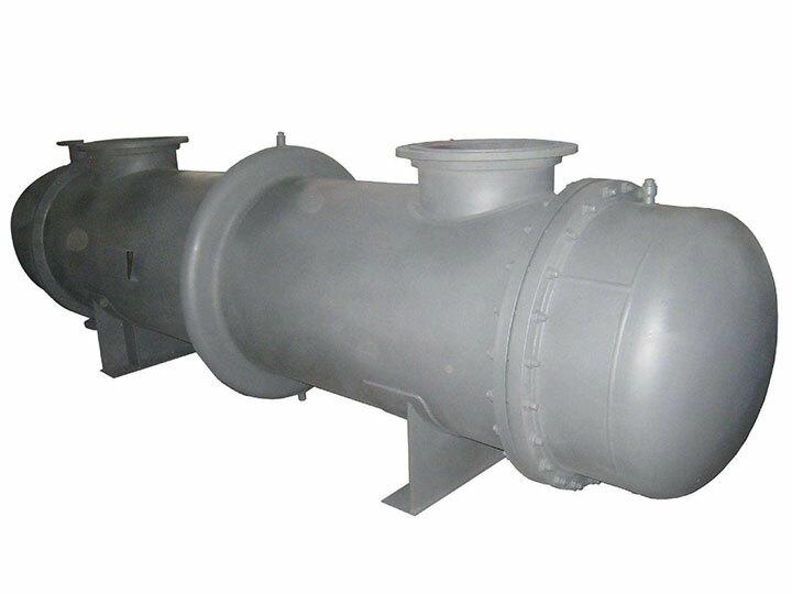 列管冷凝器胀管胀紧程度该如何进行控制