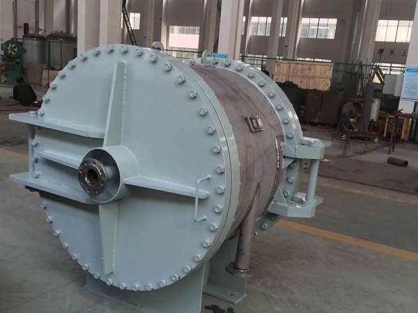 螺旋板换热器的主要优点