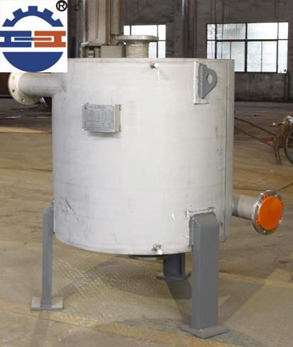 螺旋板换热器发生结垢的处理方法