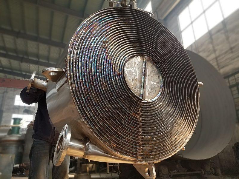 螺旋板换热器的布置要符合哪些要求?