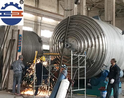 不锈钢反应釜标准参数