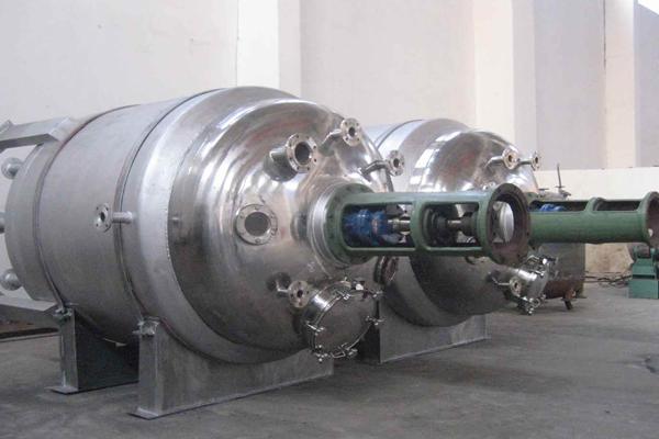 高压反应釜应用