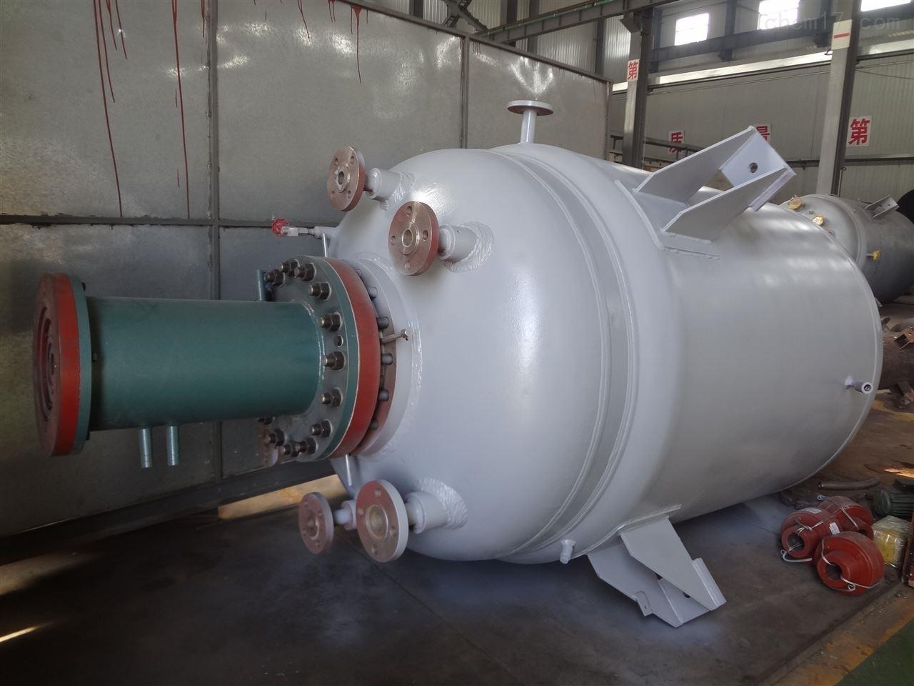 加氢不锈钢反应釜使用注意事项