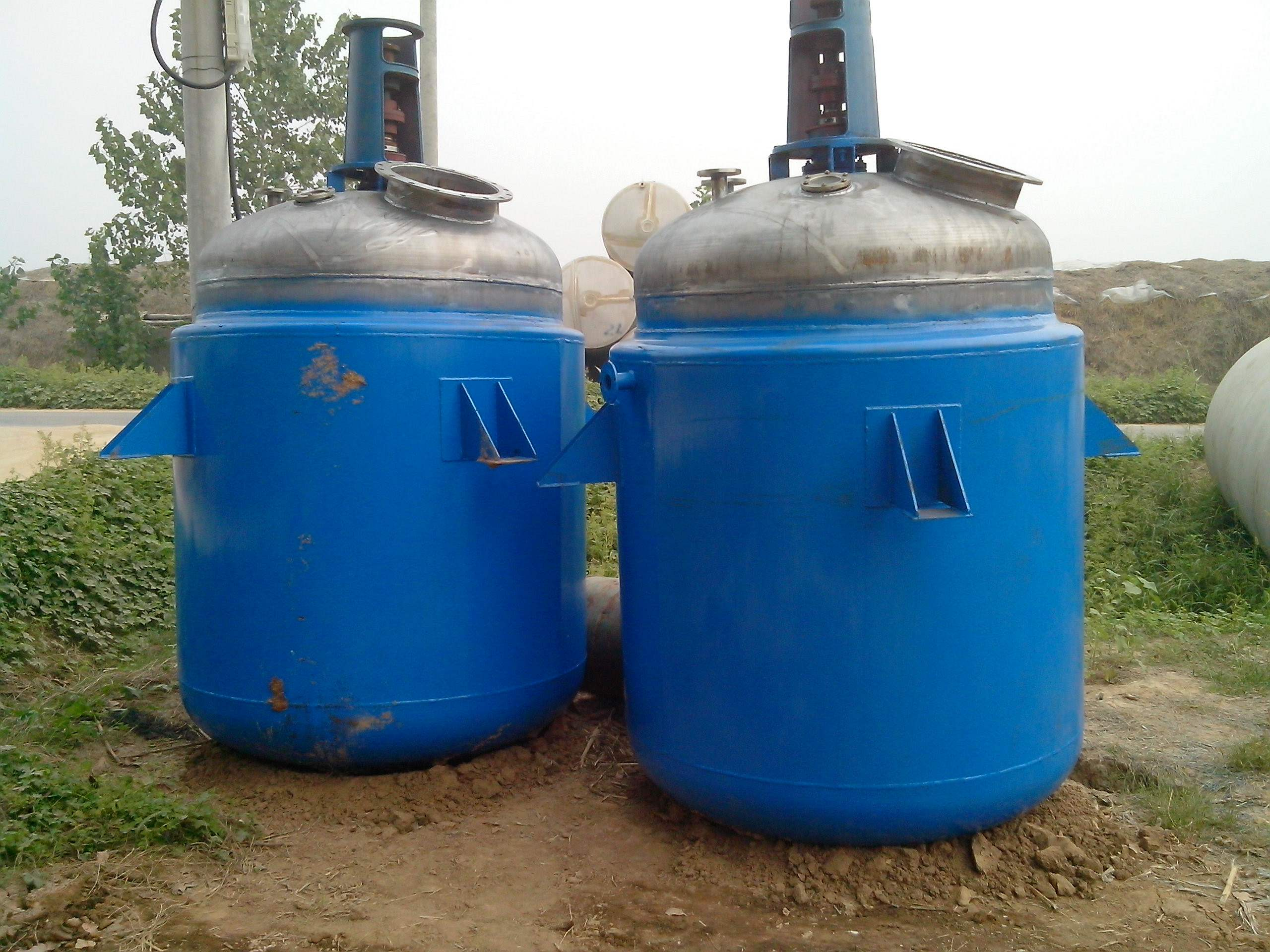 不锈钢反应釜的催化剂该如何进行装填?