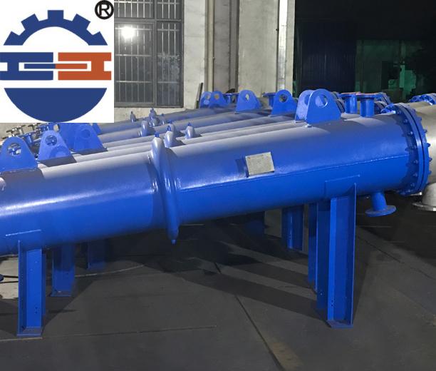 列管冷凝器替换铜管的步骤是怎样的?
