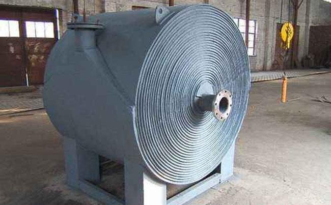 为什么螺旋板换热器在安装前需要做水压试验