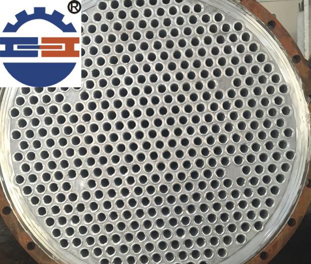 列管冷凝器中的补水阀该如何进行维护及保养