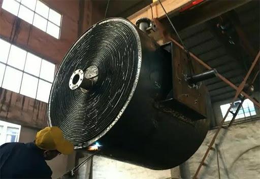 螺旋板换热器的价格