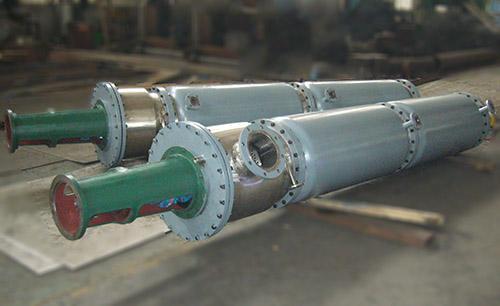 新型刮板式薄膜蒸发器