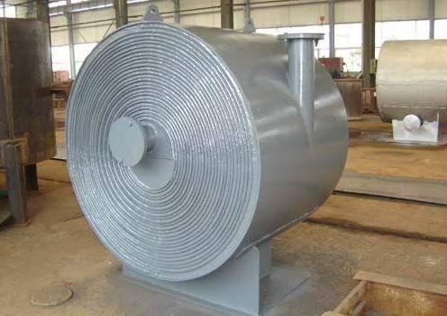 波形膨胀节在螺旋板式换热器中有着多大的作用?