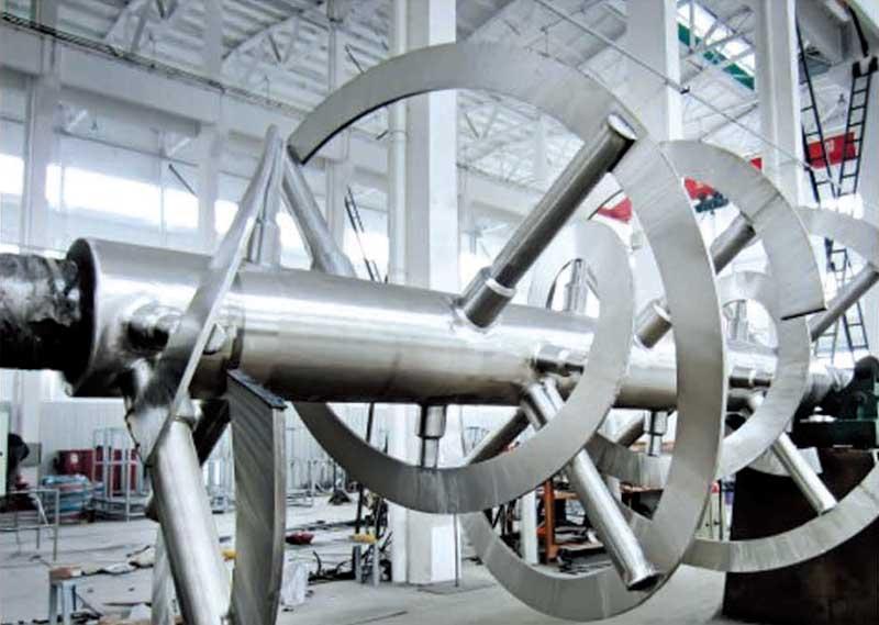 耙式干燥机