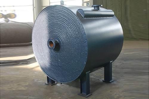 螺旋板换热器的板片