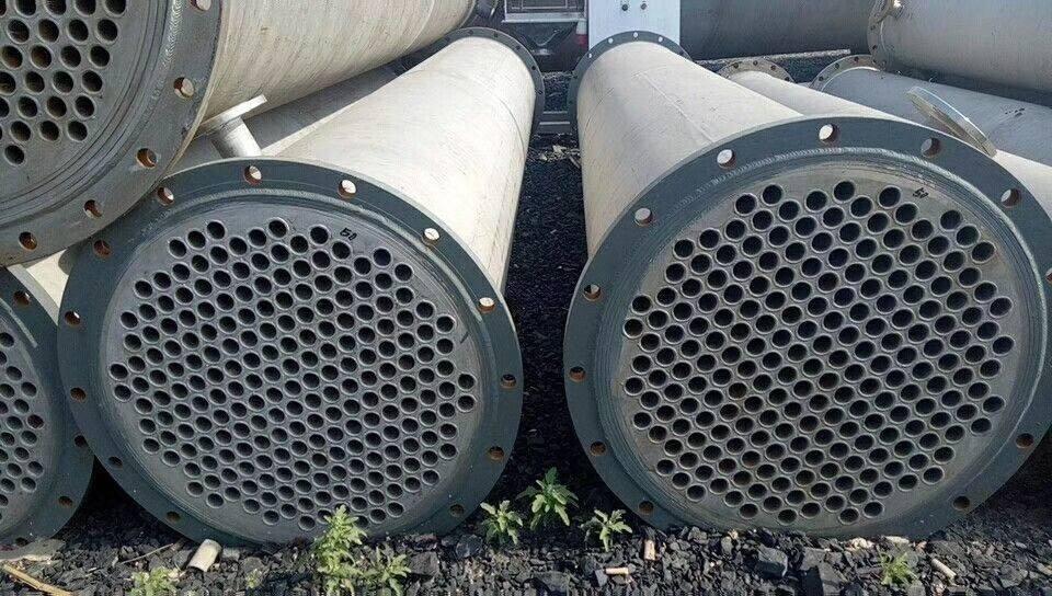 列管式冷凝器出现以下问题我们应该怎么办?