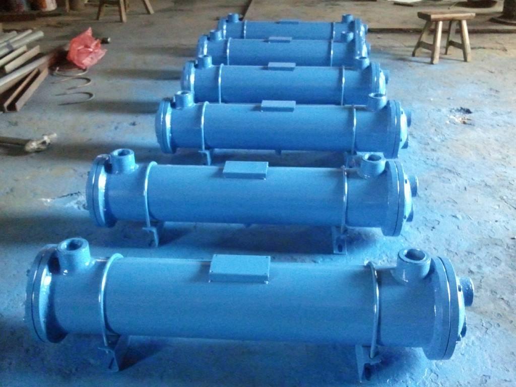 列管式冷凝器的壳程冷凝