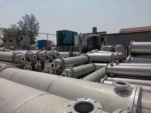 列管式冷凝器在热水供应系统是如何进行应用的