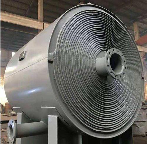 螺旋板换热器凝结换热的过程是怎样的