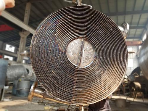 螺旋板换热器常见的两种泄漏形式