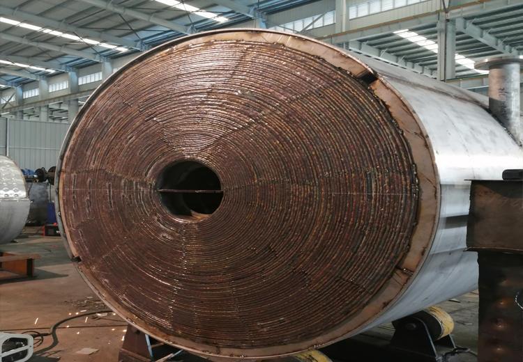 焊接螺旋板换热器时要具备哪些技能