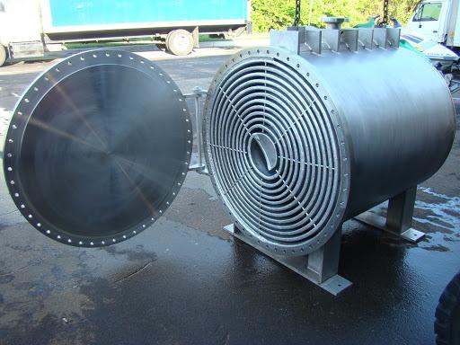 螺旋板换热器橡胶件